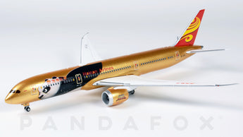 Hainan Airlines Boeing 787-9 B-1343 Kung Fu Panda 4 JC Wings JC4CHH033 XX4033 Scale 1:400