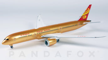 Hainan Airlines Boeing 787-9 B-1343 Gold JC Wings JC4CHH034 XX4034 Scale 1:400