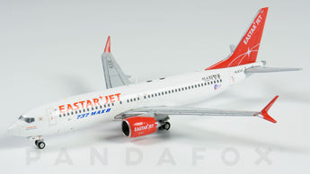 Eastar Jet Boeing 737 MAX 8 HL8341 JC Wings JC4ESR098 XX4098 Scale 1:400