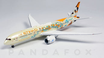 Etihad Airways Boeing 787-9 A6-BLI ADNOC JC Wings JC4ETD212 XX4212 Scale 1:400