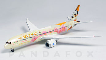Etihad Airways Boeing 787-9 A6-BLK Choose Japan JC Wings JC4ETD218 XX4218 Scale 1:400
