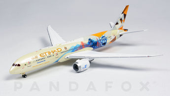 Etihad Airways Boeing 787-9 A6-BLC Choose The USA JC Wings JC4ETD250 XX4250 Scale 1:400