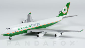 EVA Air Cargo Boeing 747-400F B-16407 JC Wings JC4EVA177 XX4177 Scale 1:400