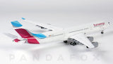 Eurowings Airbus A340-300 OO-SCW JC Wings JC4EWG423 XX4423 Scale 1:400