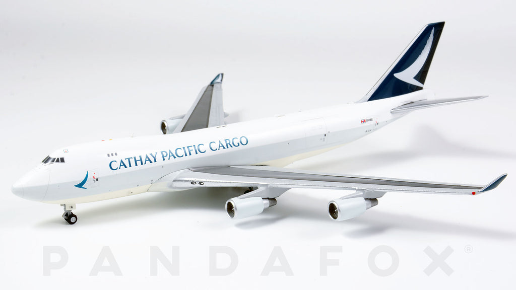 Cathay Pacific Cargo Boeing 747-400F B-LIA JC Wings JC4MISC309 XX4309 Scale 1:400