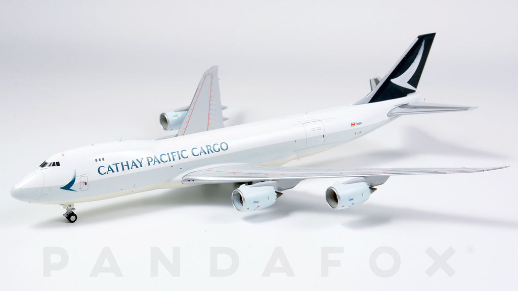 Cathay Pacific Cargo Boeing 747-8F B-LJN JC Wings JC4MISC955 XX4955 Scale 1:400