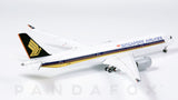 Singapore Airlines Airbus A350-900 Flaps Down 9V-SMR JC Wings JC4SIA097A XX4097A Scale 1:400