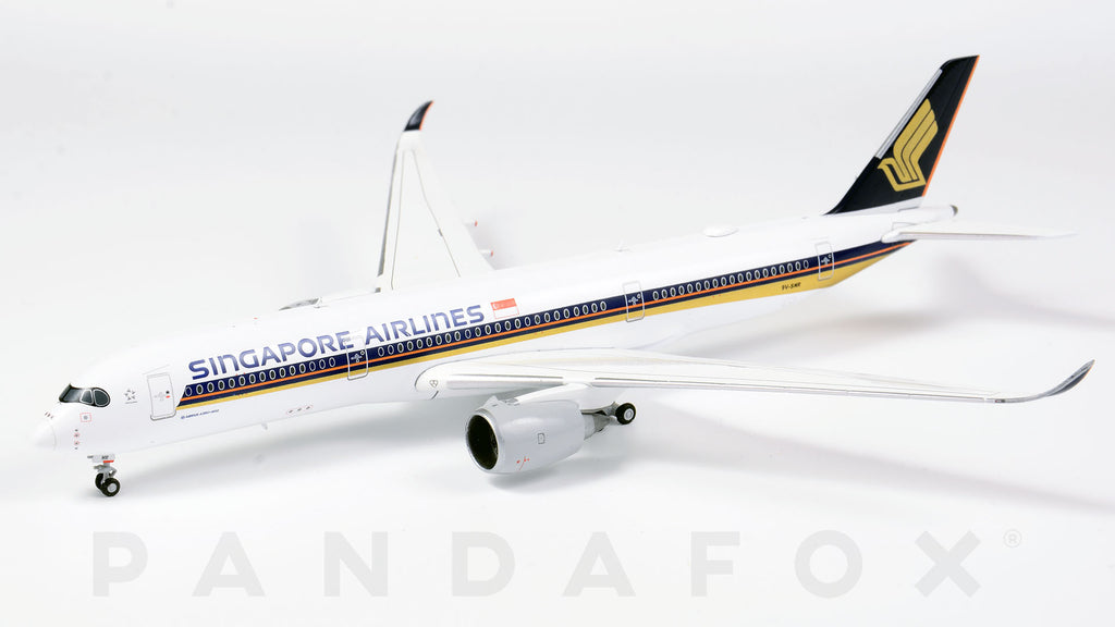 Singapore Airlines Airbus A350-900 9V-SMR JC Wings JC4SIA097 XX4097 Scale 1:400