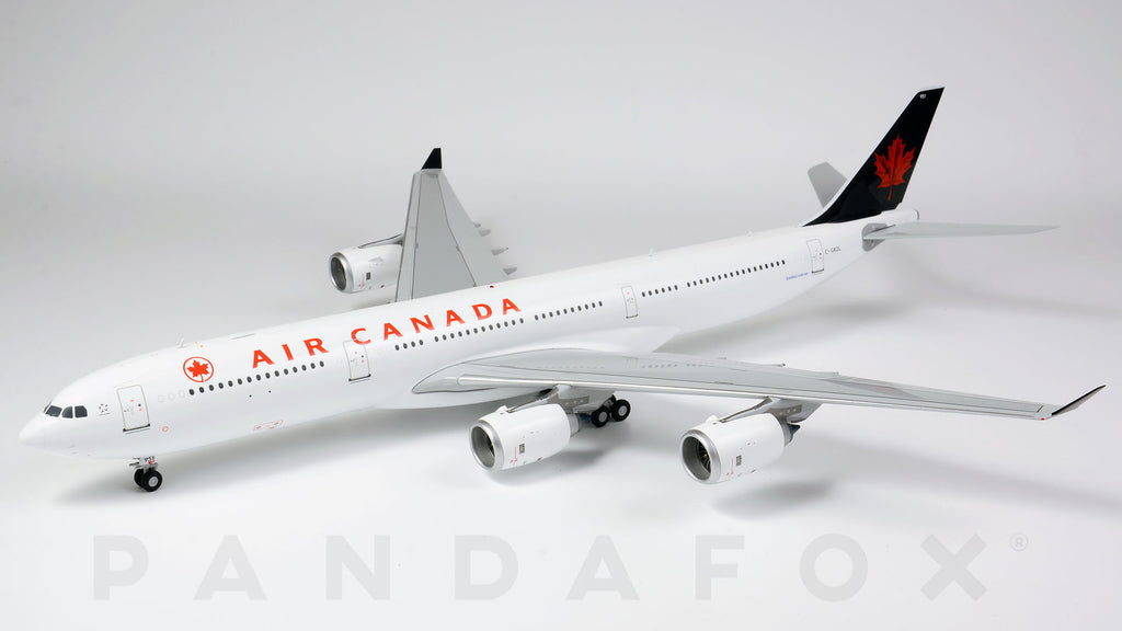 Air Canada Airbus A340-500 C-GKOL JC Wings LH2ACA176 LH2176 Scale 1:200