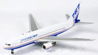 Boeing House Boeing 767-200 N767BA JC Wings LH2BOE110 LH2110 Scale 1:200
