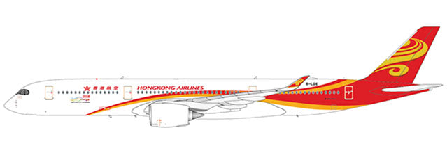 Hong Kong Airlines Airbus A350-900 Flaps Down B-LGE JC Wings LH2CRK151A LH2151A Scale 1:200