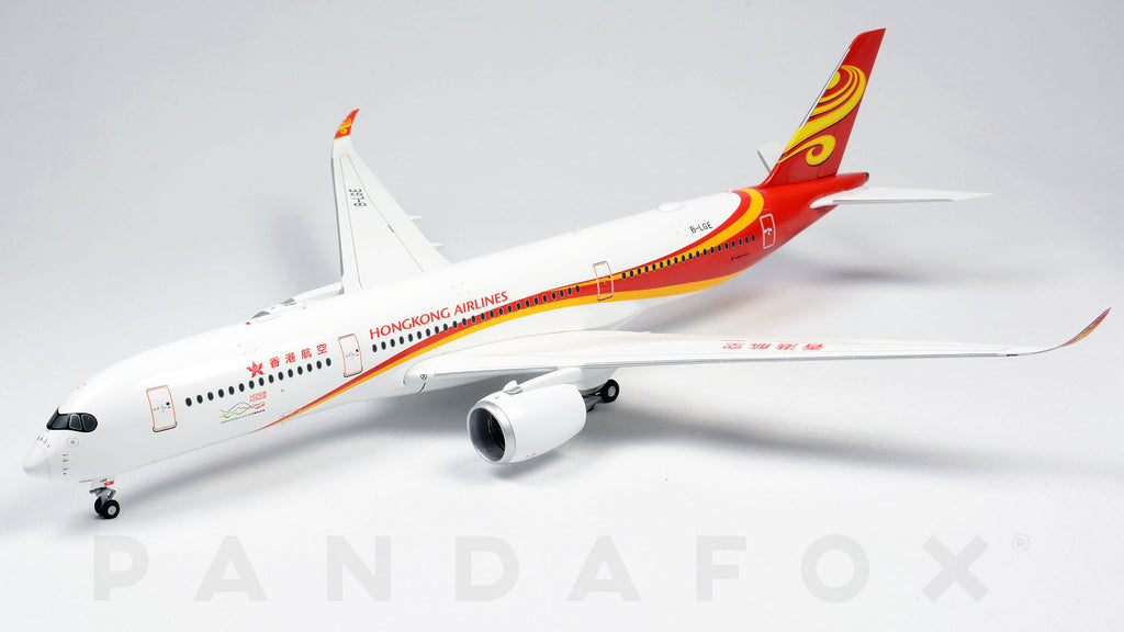 Hong Kong Airlines Airbus A350-900 B-LGE JC Wings LH2CRK151 LH2151 Scale 1:200