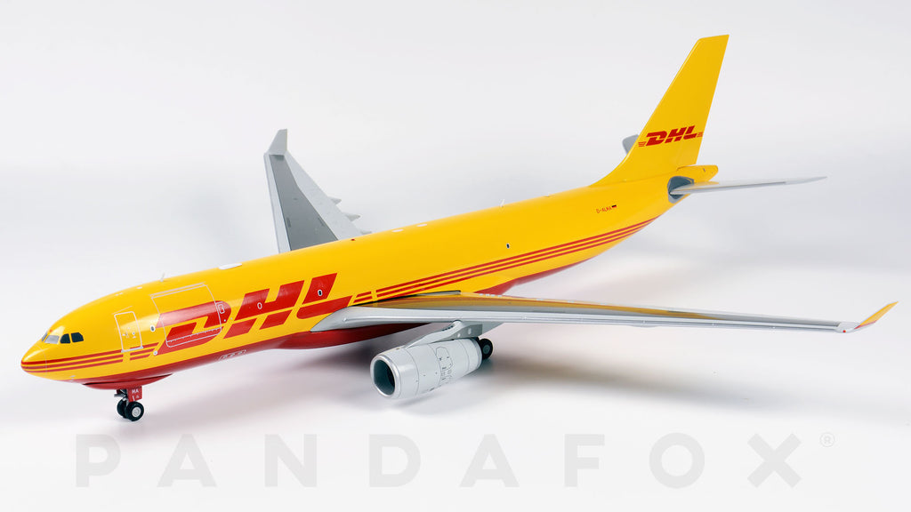 DHL Airbus A330-200F D-ALMA JC Wings LH2DHL155 LH215 Scale 1:200