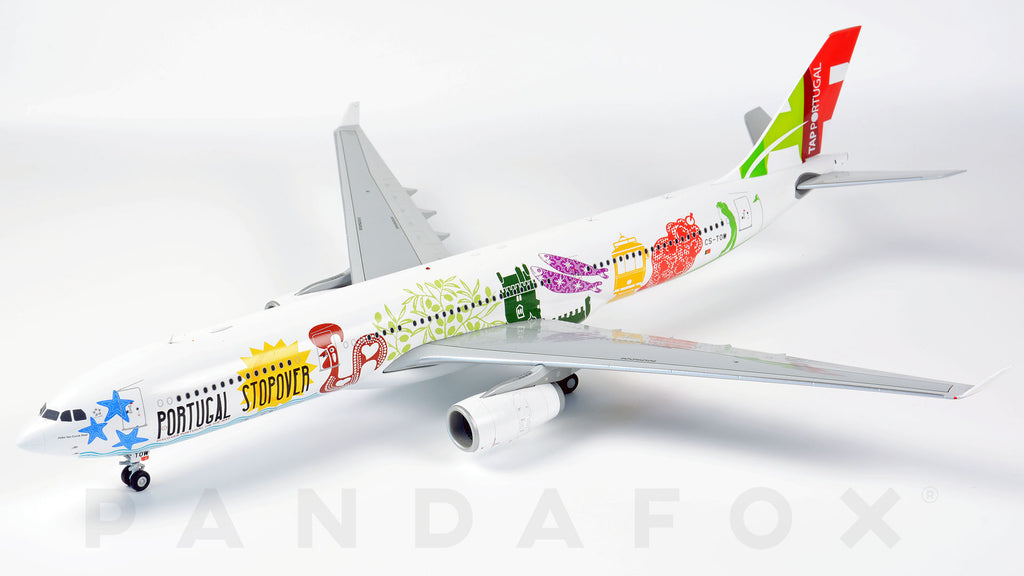 TAP Portugal Airbus A330-300 CS-TOW Portugal Stopover JC Wings LH2TAP091 LH2091 Scale 1:200