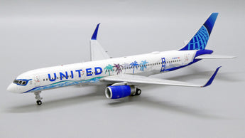 United Boeing 757-200 N14106 Her Art Here California JC Wings LH2UAL268 LH2268 Scale 1:200