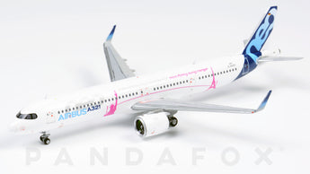 Airbus House Airbus A321LR D-AVZO JC Wings LH4AIR089 LH4089 Scale 1:400