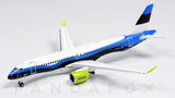 Air Baltic Airbus A220-300 YL-CSJ Estonian Flag JC Wings LH4BTI158 LH4BTI158 Scale 1:400