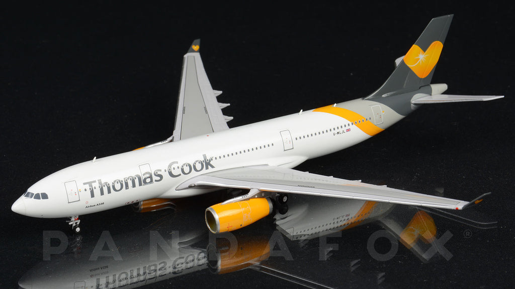 Thomas Cook Airbus A330-200 G-MLJL JC Wings LH4TCX157 LH4157 Scale 1:400