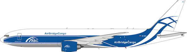 Air Bridge Cargo Boeing 777F VQ-BAO Phoenix PH4ABW2115 11667 Scale 1:400