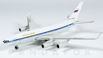 Aeroflot Ilyushin Il-96-300 CCCP-96005 Gold Titles Phoenix PH4AFL899 Scale 1:400