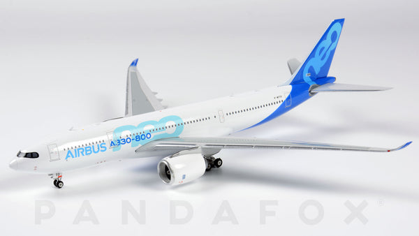 Airbus House Airbus A330-800neo F-WTTO Phoenix PH4AIR1933 Scale 1:400