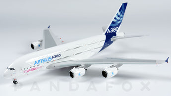 Airbus House Airbus A380 F-WWDD iflyA380.com Phoenix PH4AIR1601 Scale 1:400