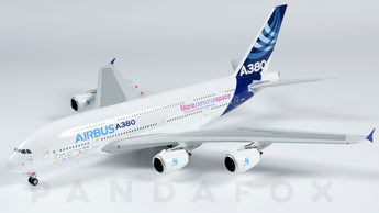 Airbus House Airbus A380 F-WWDD More Personal Space Phoenix PH4AIR1621 Scale 1:400