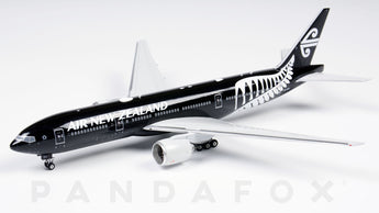 Air New Zealand Boeing 777-200ER ZK-OKH All Black Phoenix PH4ANZ1847 Scale 1:400