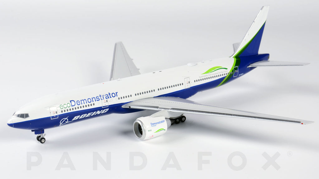 Boeing House Boeing 777-200 N772ET Eco Demonstrator Phoenix PH4BOE1961 Scale 1:400