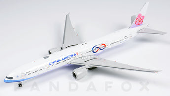 China Airlines Boeing 777-300ER B-18006 60th Anniversary Phoenix PH4CAL1930 Scale 1:400