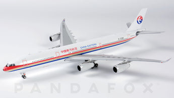 China Eastern Airbus A340-300 B-2380 Phoenix PH4CES1965 Scale 1:400