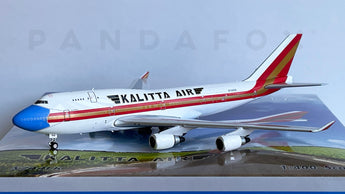 Kalitta Air Boeing 747-400BCF N744CK Face Mask Phoenix PH4CKS2144 04381 Scale 1:400