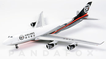 SF Airlines Boeing 747-400F B-2422 Phoenix PH4CSS1871 Scale 1:400