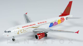 Juneyao Airlines Airbus A320 B-6717 10 Years Anniversary Phoenix PH4DKH1508 Scale 1:400
