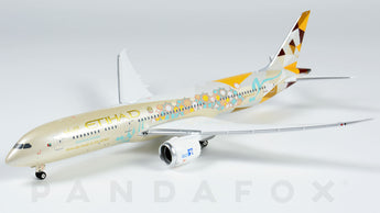 Etihad Airways Boeing 787-9 A6-BLI Choose Saudi Arabia Phoenix PH4ETD2008 Scale 1:400