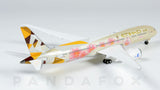 Etihad Airways Boeing 787-9 A6-BLK Choose Japan Phoenix PH4ETD2009 Scale 1:400