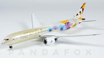 Etihad Airways Boeing 787-9 A6-BLR Choose Singapore Phoenix PH4ETD2010 Scale 1:400