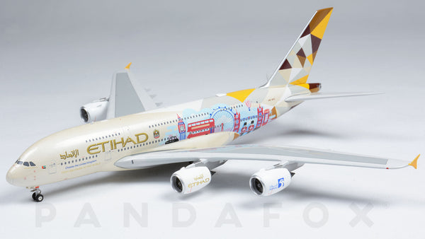 Etihad Airways Airbus A380 A6-APC Choose The UK Phoenix PH4ETD2012 Scale 1:400