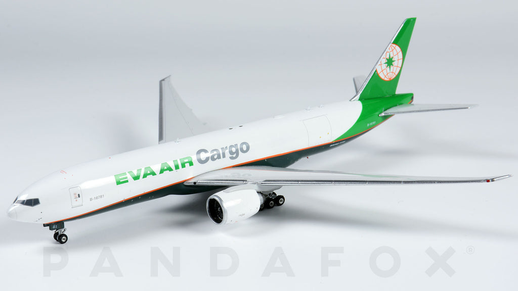 EVA Air Cargo Boeing 777F B-16781 Phoenix PH4EVA1702 Scale 1:400