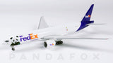 FedEx Boeing 777F N883FD Panda Phoenix PH4FDX1998 Scale 1:400