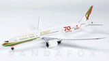 Gulf Air Boeing 787-9 A9C-FG 70th Anniversary Phoenix PH4GFA1982 Scale 1:400