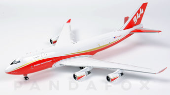 Global Super Tanker Services Boeing 747-400F N744ST Phoenix PH4GSTS1876 Scale 1:400