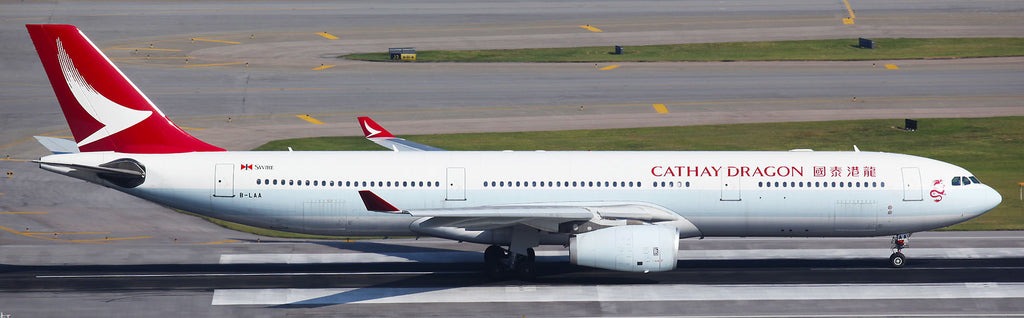 Cathay Dragon Airbus A330-300 B-LAA Phoenix PH4HDA2102 Scale 1:400