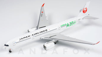 Japan Airlines Airbus A350-900 JA03XJ Green Titles Phoenix PH4JAL1928 Scale 1:400