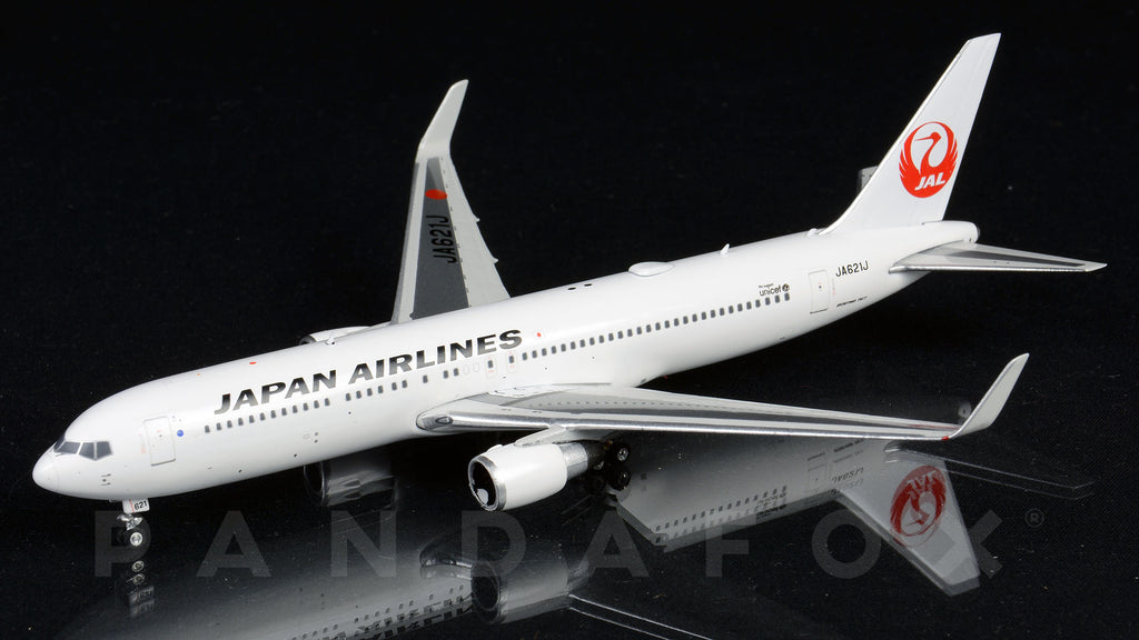 Japan Airlines Boeing 767-300ER JA621J Phoenix PH4JAL2072 Scale 1:400