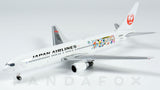 Japan Airlines Boeing 767-300ER JA656J Doraemon Phoenix PH4JAL883 Scale 1:400