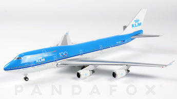 KLM Boeing 747-400 PH-BFI 100th Anniversary Phoenix PH4KLM1990 Scale 1:400