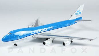 KLM Cargo Boeing 747-400F PH-CKB 100th Anniversary Phoenix PH4KLM2001 Scale 1:400