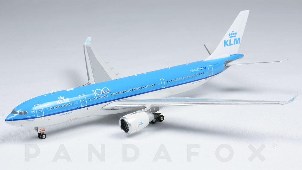 KLM Airbus A330-200 PH-AOD 100th Anniversary Phoenix PH4KLM2015 Scale 1:400