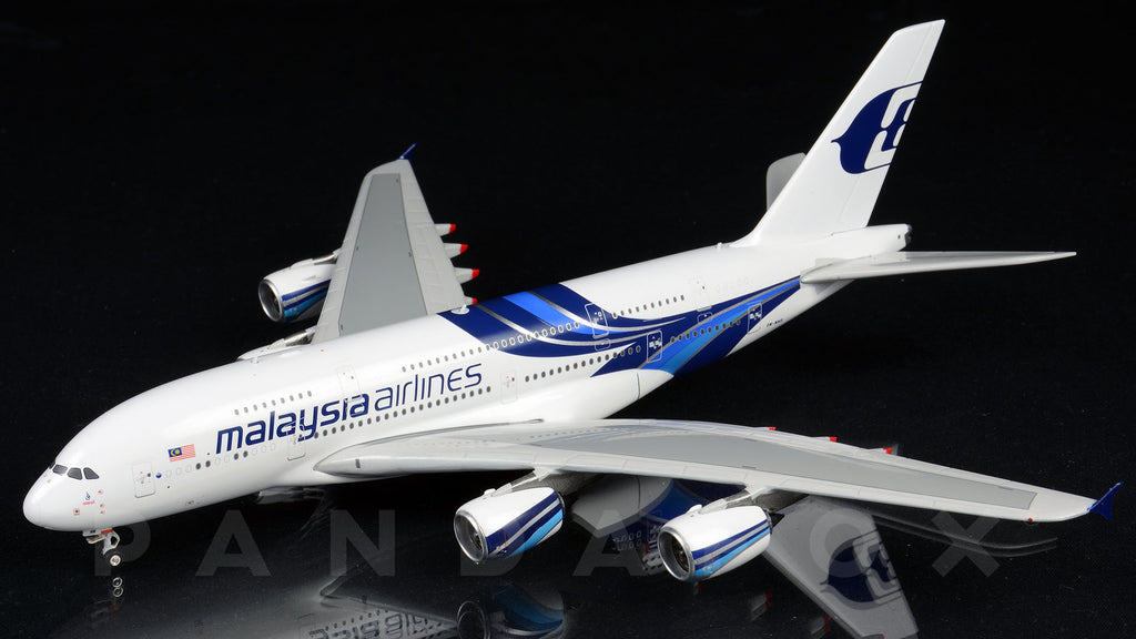Malaysia Airlines Airbus A380 9M-MNB Phoenix PH4MAS2068 Scale 1:400